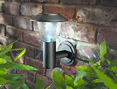 cole bright led wall lights stainles steel outdoor ls ebay