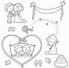 Malvorlagen Hochzeit Kostenlose Malvorlage Hochzeit Und Liebe Hochzeit Zum