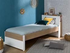 lit enfant 90x200 avec t 234 te de lit nomade style scandinave