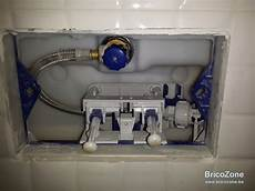 wc suspendu geberit fuite