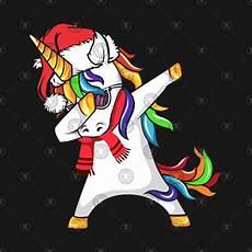 merry christmas unicorn dabbing funny unicorn 2018 unicorn dabbing t shirt teepublic
