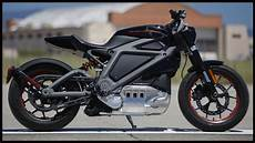 The Harley Davidson Electric Motorcycle The Livewire