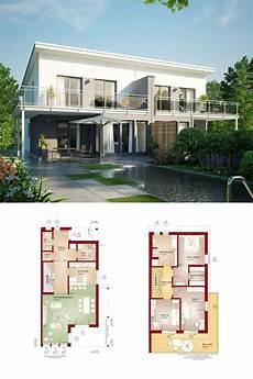 moderne doppelhaushälfte grundrisse modernes doppelhaus mit pultdach grundriss haus