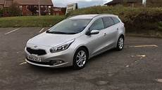 Used Kia Ceed 1 6 Crdi 3 5dr Silver 2015 Estate