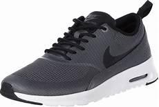nike air max thea txt w shoes grey white