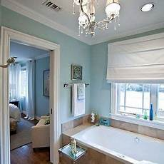 travertine and blue bathrooms spa blue paint color