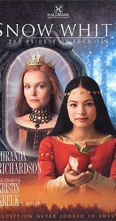 Snow White The Fairest Of Them All Tv 2001 Imdb