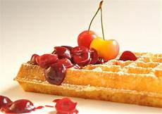 Belgian Waffle Recipe Pastry Chef Author Eddy Damme