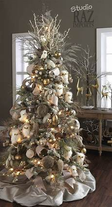 White Decorations For Tree by The Twigs In The Tree Top Would Be Easy To Up A