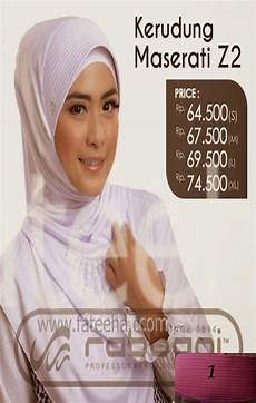 Rabbani Kerudung Jilbab Gamis Koko Model Cantik Terbaru