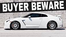 this before you buy a nissan r35 gtr
