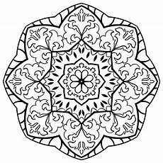Ausmalbilder Ausdrucken Mandala Mandala Zum Ausdrucken Malvorlagentv