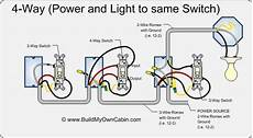 4 way switch wiring help line and load in same box devices integrations smartthings