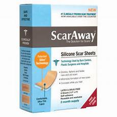 scaraway silicone scar sheets reviews viewpoints com