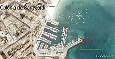Hafenhandbuch Spanien Marina Col 242 Nia De Sant Jordi