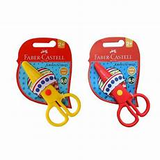 faber castell kinder scissors playone