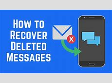can you retrieve deleted text messages