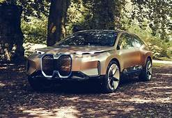 BMW Vision INEXT Concept Debuts Previews 2021 SUV