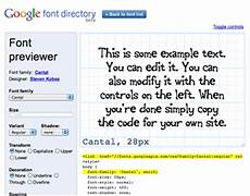 quick guide to implement webfonts via font face html5 rocks