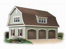 Gambrel Apartment Garage Plans by Unique Garage Plans Car Plan Gambrel Roof House Plans