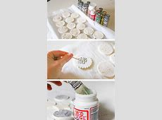 craft dough for ornaments_image