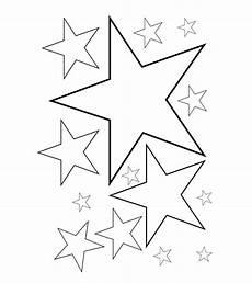 Sterne Malvorlagen Sterne Malvorlagen Zum Ausdrucken