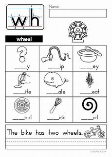 wh digraph worksheets free digraph wh phonics word work multiple phonograms phonics words word work phonics
