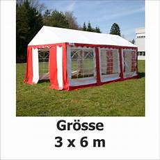 3 x 6 m partyzelt fortis proplana