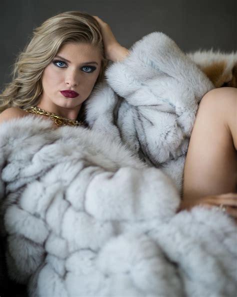 Faux Fur Coat Tumblr