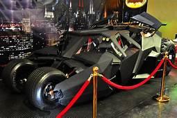 2005 Batmobile Tumbler  Volo Auto Museum