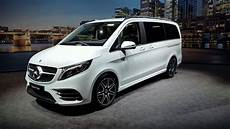 Mercedes V Klasse Erh 228 Lt Ein Leichtes Facelift Die