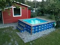 pool selber bauen german pool diy outdoors in 2019 diy