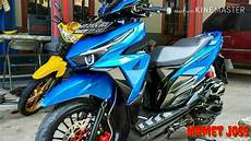 Modifikasi Vario 125 2018 by Modifikasi Vario 125 Vario 150 Terbaru 2018 11
