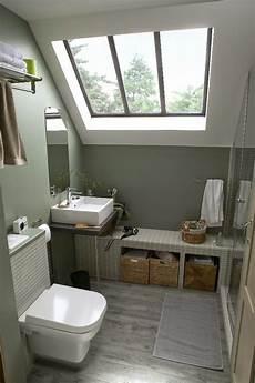 salle de bain combles home challenge les combles