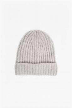 Letter Ribbed Beanie ribbed knit beanie hat collections connection