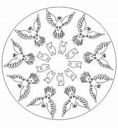 Ausmalbilder Zum Drucken Tier Mandalas Tier Mandala Ausdrucken