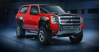 2016 Chevy Blazer K5 Redesign Changes And Concept