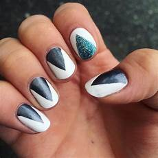 21 two tone nail art designs ideas design trends