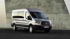 Ford Transit Viel Platz Wenig Verbrauch