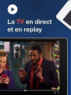 m 6 replay 6play tv en direct et replay applications android sur play