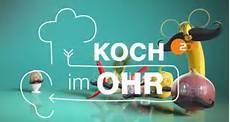 Koch Im Ohr News Termine Streams Auf Tv Wunschliste