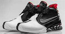 the nike air zoom vick 2 black white is back in
