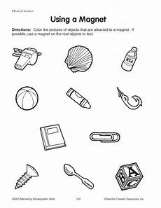 physical science magnetism worksheet 13147 education world using a magnet magnets electricity lesson plan ideas science electricity
