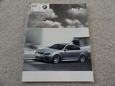 free auto repair manuals 2000 bmw m5 electronic valve timing 2006 bmw m5 service and warranty information owners manual supplement ebay