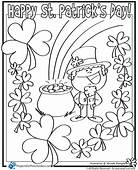 Happy St Patricks Day  Projects For Preschoolers