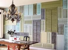 Ideen F 252 R Wandgestaltung Mit Alten Fensterl 228 Den Freshouse