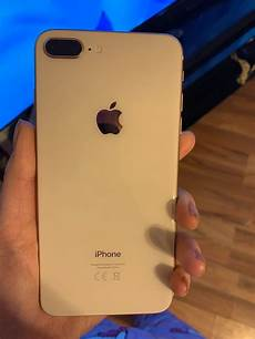 Iphone 8 Plus 256gb Gold In Nn15 Kettering For 163 450