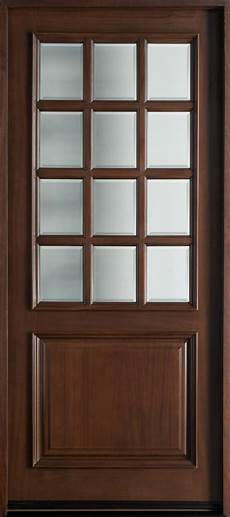 Single Door Doors by Entry Door In Stock Single Solid Wood With Walnut