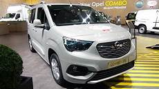 2019 opel combo innovation 1 5 turbo d 131 exterior
