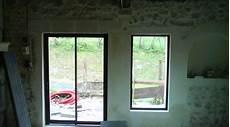 tarif baie vitrée prix d une baie vitr 233 e fixe tarif moyen co 251 t d